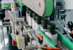 may dan nhan labelling machine LY-T-500