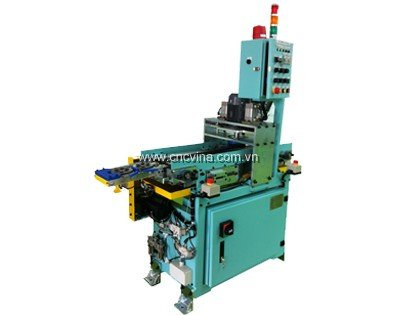 may cat ba via- burrs grinding conveyor