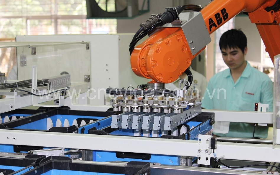 day chuyen dong goi tu dong-automatic packaging line