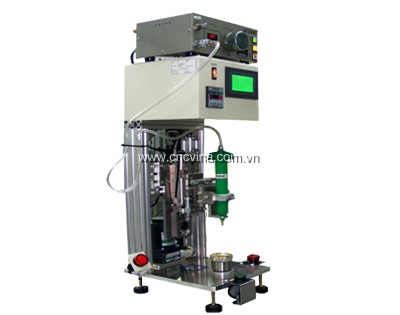 may cap keo-Automatic gluing machine