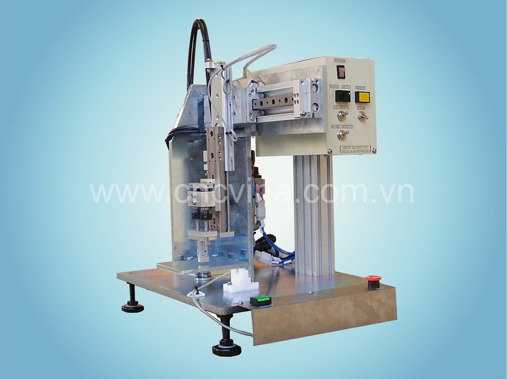 May dong dau name nhan san pham - automatic stamping machine