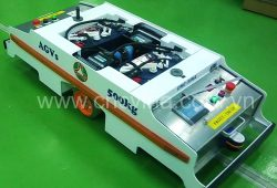 xe tu hanh AGV robot keo hang-Automatic Guided Vehicle