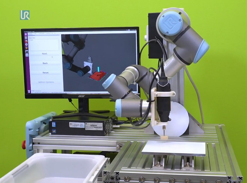 Robot 6 truc Universal-cobot UR-CNCVina