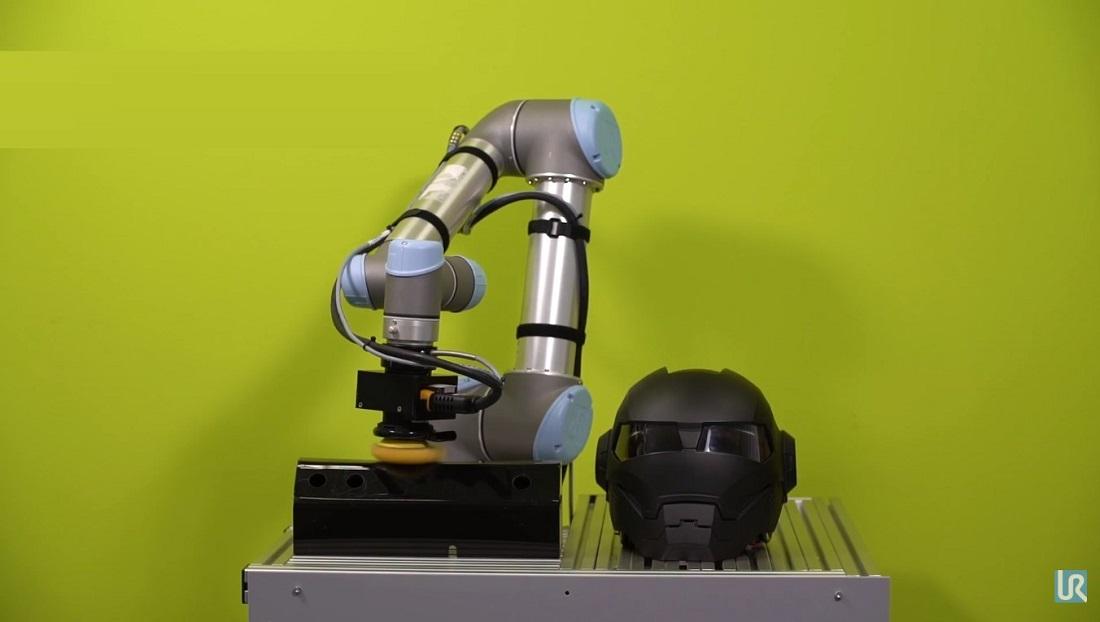6-axis robot, Universal cobot UR, automatic industrial robot
