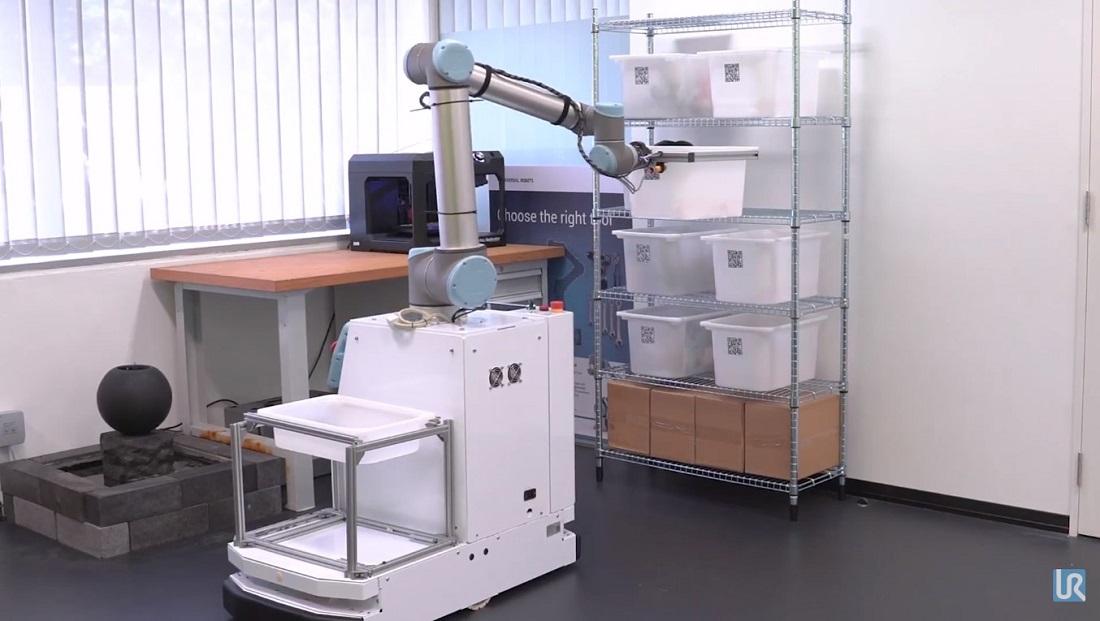 robot 6 truc Universal-ung dungket hop cobot và xe tu hanh AGV.png