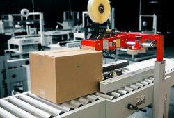 May dan thung carton sealer packing CNC-VINA