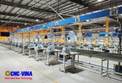 day chuyen may vo ghe o to automotive seat cover sewing line