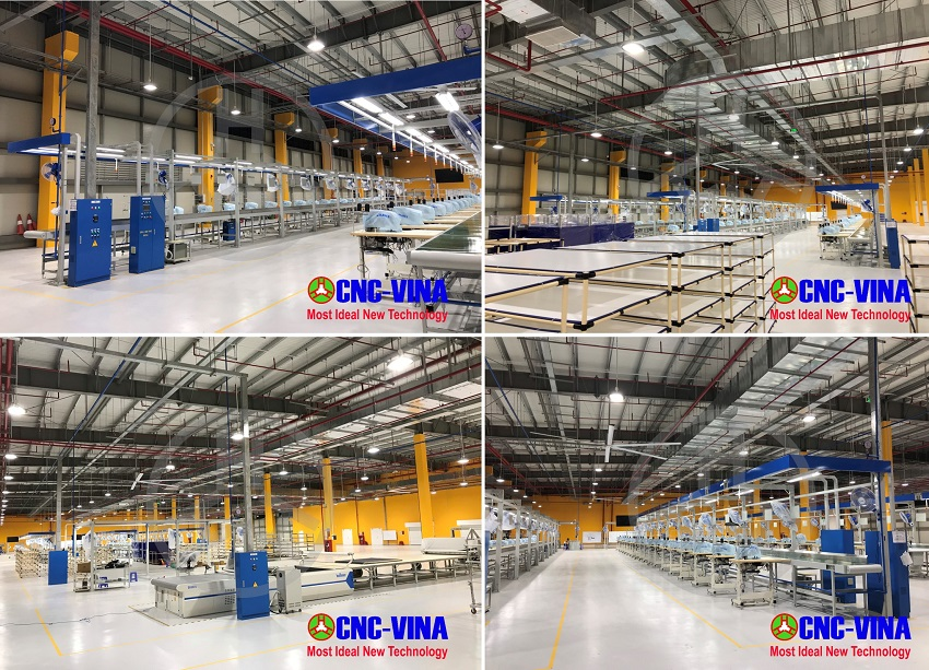 day chuyen may vo ghe o to-automotive seat cover sewing line CNC-VINA