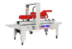 may dan thung carton-carton sealer machine